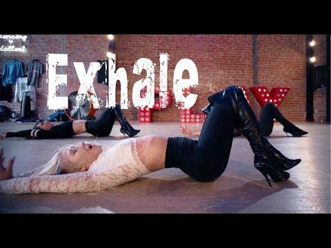 Exhale - Sabrina Carpenter - Choreography By Marissa Heart - Heartbreak Heels