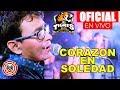 Corazon en Soledad - Los Tigres de la Cumbia Video Oficial en vivo [Primicia] Exito 2018