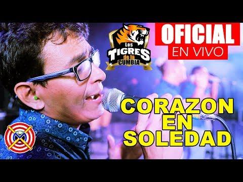 Los Tigres De La Cumbia - Corazón En Soledad (En Vivo)