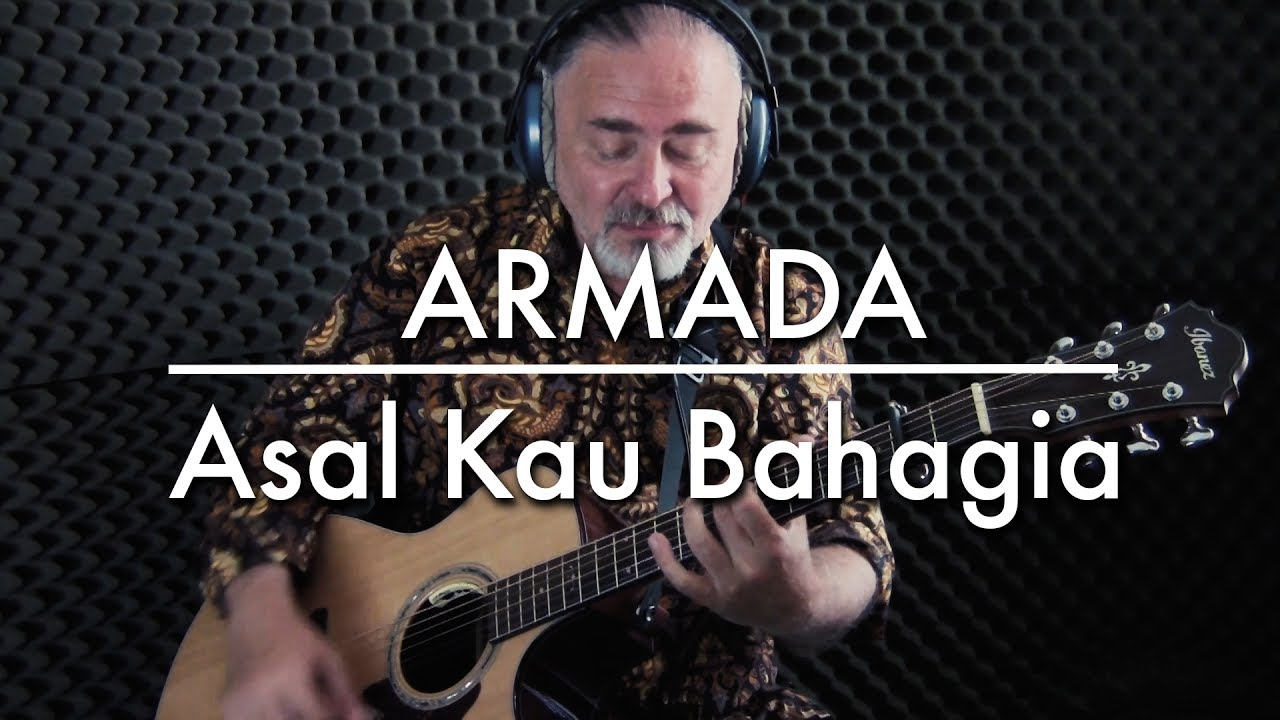 Asal Kau Bahagia   Fingerstyle Guitar image