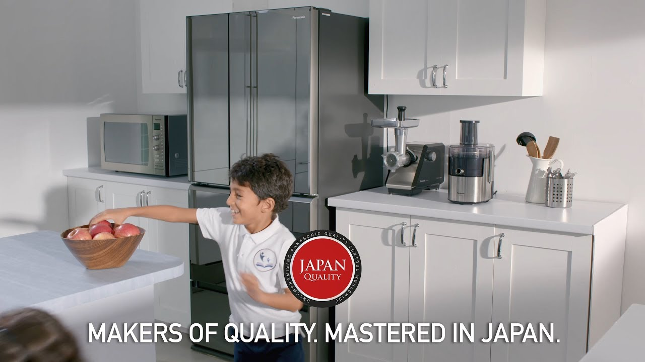 Attrayant Makers Of Quality. Mastered In Japan. (Kitchen Appliances)