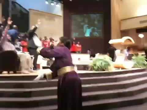 """Thank You"" by Benita Washington - Prince Praise Dance & Mime Ministry"