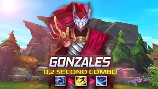 The Fastest Yasuo main EUW ? Gonzales Yasuo montage - League of Legends