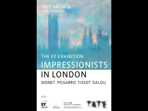French Impressionists and their experiences in London