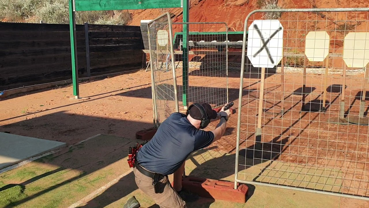 Our First IPSC Match!
