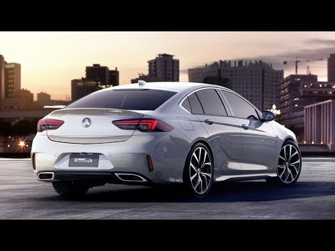 Buick Regal GS does double duty as Holden Commodore VXR, Opel Insignia Gsi