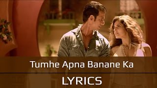 TUMHE APNA BANANE KA FULL SONG WITH LYRICS | HATE STORY 3 | ZAREEN KHAN, SHARMAN JOSHI