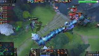 [IMMORTAL] Dota 2 Dragon Knight Ranked Gameplay - Learn From Pro Players 124 Indonesia