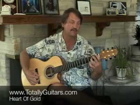learn to play heart of gold neil young acoustic guitar lesson youtube. Black Bedroom Furniture Sets. Home Design Ideas