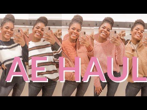 FALL TRY ON HAUL | AMERICAN EAGLE HAUL