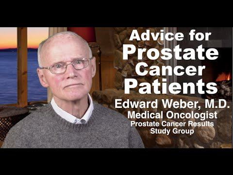 Advice for Patients with Prostate Cancer