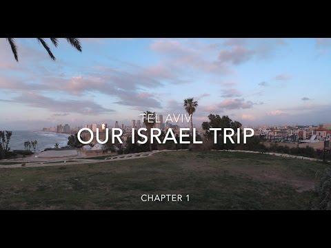 Our Israel Trip - Tel Aviv (Taglit Ukraine. March 2017) Ch. 1st