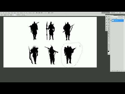 Pene Menn : Concept Art – Character Thumbnail Tutorial
