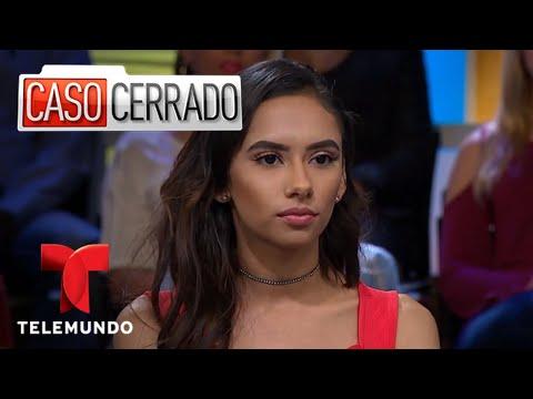 Caso Cerrado   Half Siblings Contracted To Sleep Together 💏📹🤢📜   Telemundo English