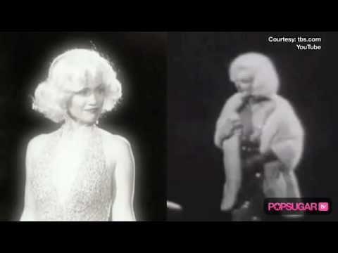 J-Lo, Britney Spears & Lindsay Lohan Channel Marilyn Monroe