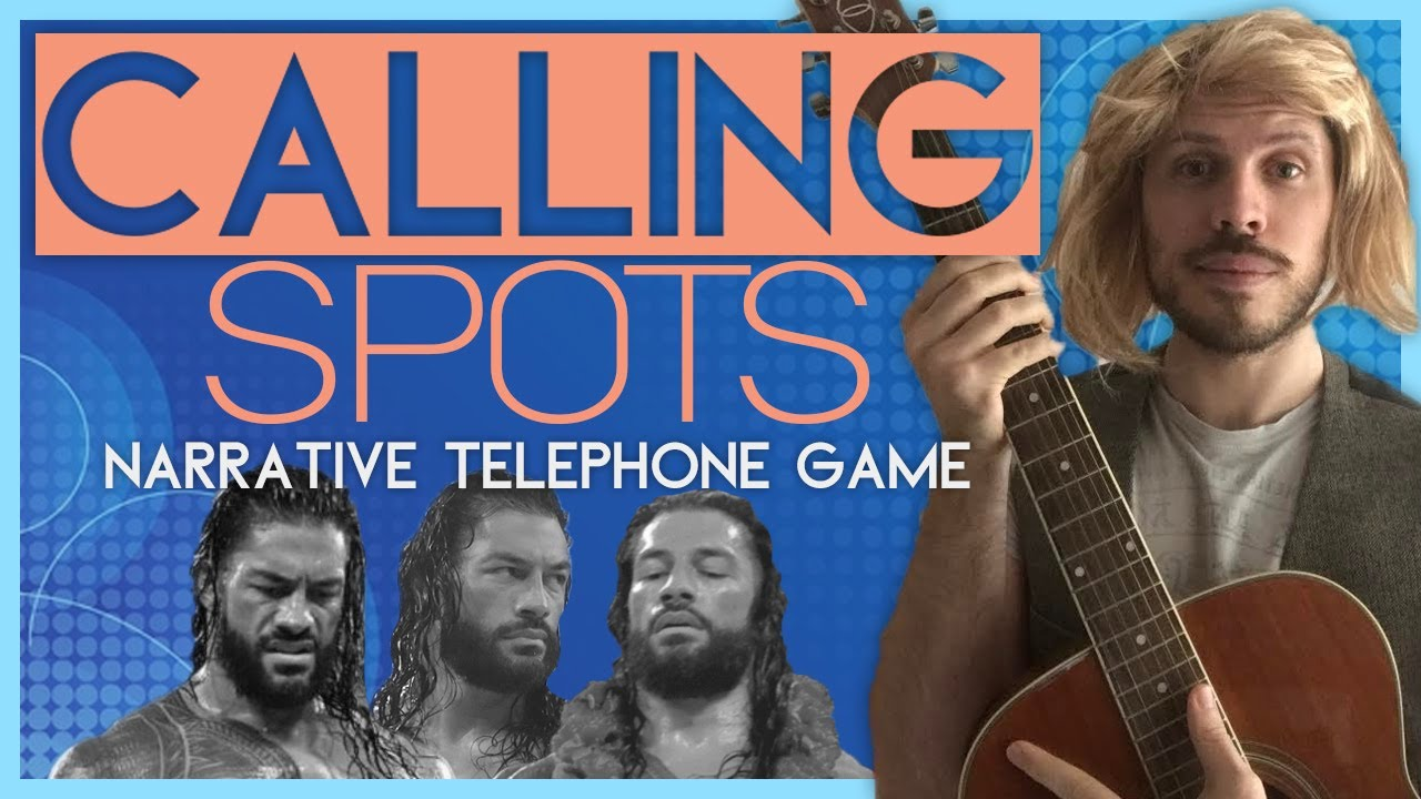 The Ballad of The Big Dog! WWE Roman Reigns Song! | Calling Spots | partsFUNknown