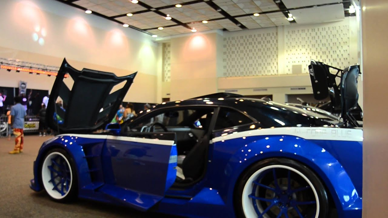 OC Custom Car Show 2014 Highlight Video