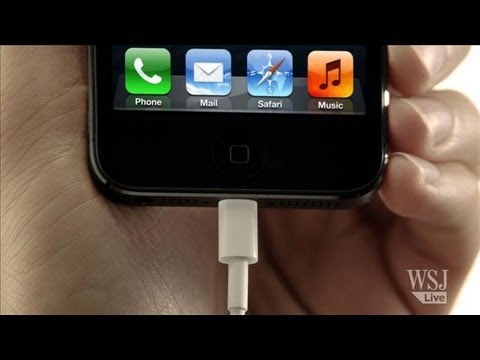 New iPhone 5 Review - Walt Mossberg