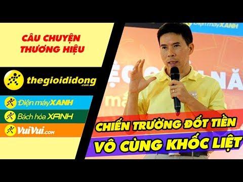 Ông Chủ TGDĐ Ngậm Ngùi Đóng Cửa Vuivui.com Dù Từng Tuyên Bố Sẽ Vượt Cả Điện Máy Xanh