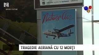Avion prăbușit în Costa Rica - Litoral TV
