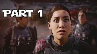 Star Wars Battlefront 2   Walkthrough Part 1 - Iden Versio (Campaign Prologue & Mission 1)