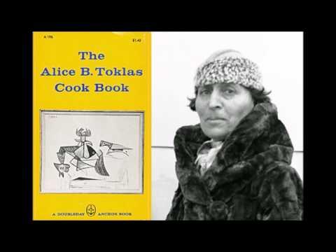 Alice B. Toklas Reads Her Famous Recipe for Hashish Fudge (1963)