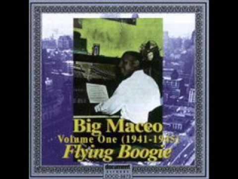 Big Maceo Merriweather - Ramblin' Mind Blues