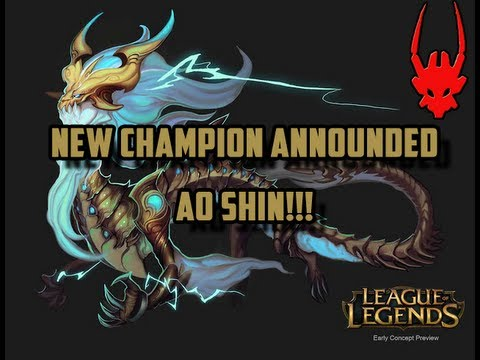 Leagues of legends news