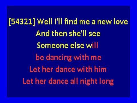 Bobby Fuller Four – Let Her Dance (karaoke)