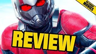 Review ANT-MAN & THE WASP (mid-tier Marvel)