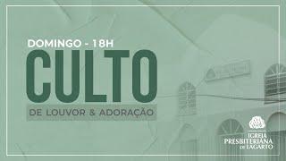 Culto | 09/08/2020