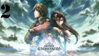 Infinite Undiscovery Walkthrough (Part 2) HD