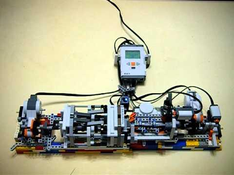 lego mindstorm machine
