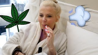 I PUT WEED IN MY MOM'S VAPE  *prank*