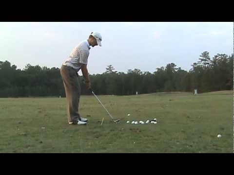 Amatuer Golf Swing   (CHECK IT OUT)
