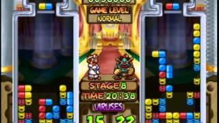 Dr Mario 64: Mario vs Rudy