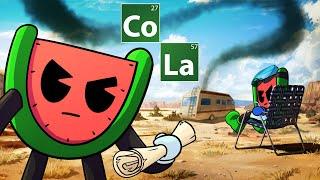 Steve Void - Cola [Strange Fruits Release]