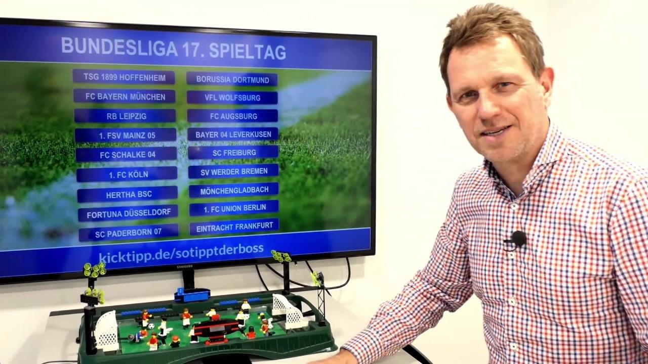 Bundesliga Tipps 17. Spieltag