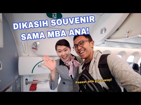 [GIVEAWAY!] ANA B787 ke JEPANG & JALAN-JALAN DI ISHIKAWA!