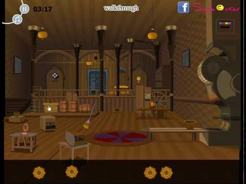 Wood Hall Escape