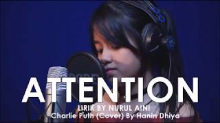 ATTENTION Lirik Lagu by Hanin Dhiya