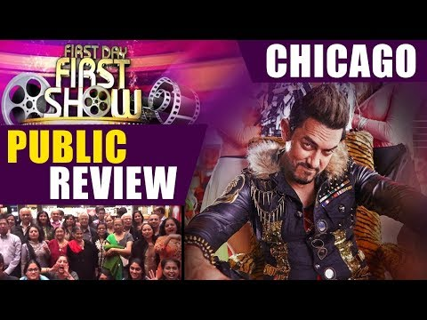 Secret Superstar | Public Review Exclusive From Chicago | First Day First Show
