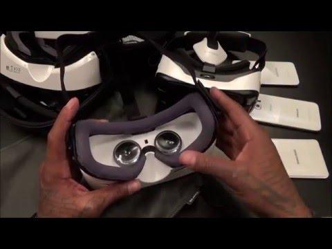 07c1e2b8d8e Samsung Gear VR - Note 5   S6 Edge Plus   S6   S6 Edge - YouTube