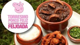 Torresmo Porco Feliz + Feijoada (vegan) - Part. Milho Wonka  - 61# VegetariRANGO