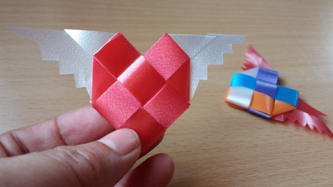 how to make a simple ribbon