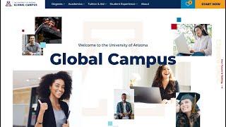 UAGC Website Concept