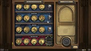Hearthstone: Puzzle Lab Mirror Astromancer Arwyn #4 Nature's Wispers Solution (HD 1080p 60fps)