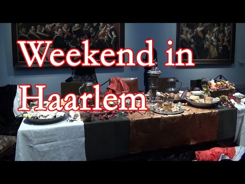 Weekend in Haarlem at the Frans Hals Museum