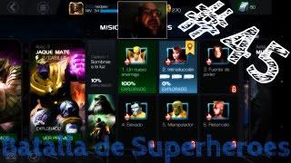 Avengers #45 - [Acto 3 JAQUE MATE. Cap. 1 Sombras a la luz. 2.- Introducción]  Bruja Escarlata