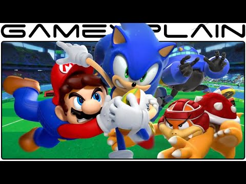 Mario & Sonic at the Rio 2016 Olympic Games - Heroes Showdown Trailer (Wii U)